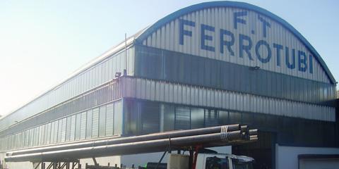 Magazzino Ferro Tubi viale della navigazione interna padova